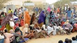بحران خشکسالی در شاخ آفریقا ده ها هزار نفر را آواره کرده است