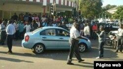 Moçambique juiz Silica assassinado