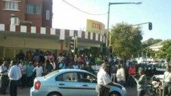 Polícia garante protecção de magistrados em Maputo