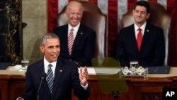 El presidente Barack Obama está un su último año de gobierno.