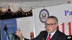پاک امریکہ تبادلہ پروگراموں کے شرکا نے خدمت کا ایک سال منایا