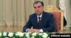 Prezident Emomali Rahmon