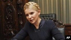 前乌克兰女总理季莫申科(资料照片)