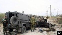 შინდისთან ბრძოლის შემდეგ...11 აგვისტო 2008