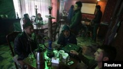 In 2014, despite decades of conflict in Afghanistan, and several recent militant attacks, the country's capital was home to a vibrant youth scene of musicians, artists, athletes and activists. Hassan Fazili opened a cafe for artists and filmmakers, but threats from the Taliban forced him to shut it down.