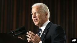 US Vice President Joe Biden (file photo)
