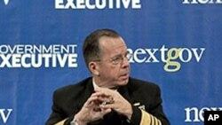 美国参谋长联席会议主席马伦海军上将