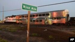 Accidente de tren, Metrolink, en California bajó investigación tras nueva información sobre conductor de camioneta.