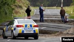 El terremoto provocó la muerte de dos personas y causó daños en Wellington, la capital.