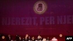 Shqipëri: Partia Socialiste hap Kongresin
