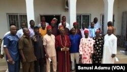 Shugabannin al'ummar Igbo dake jihar Adamawa sun kira taron manema labarai