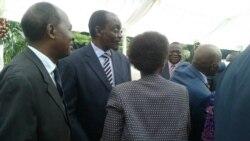 Abantu Bachothoza Idale leCabinet Lika Mnangagwa