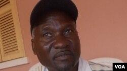 Pedro António Mussungo, administrador municipal da Bibala, no Namibe (VOA / Armando Chicoca)