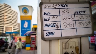 Harga BBM di New Delhi, India. (Foto: ilustrasi)