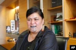 New Zealand Foreign Minister, Nanaia Mahuta