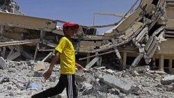 لیبی : پسر قذافی کشته نشده است
