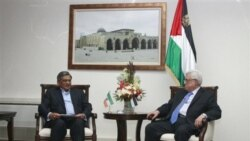 ديدار وزير امور خارجه هند با مقامات فلسطينی