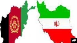 ملاقات وزیر دفاع ایران با رئیس جمهور افغانستان