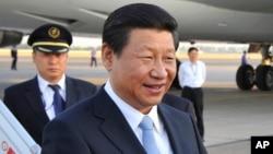 中共最高领导国家主席习近平