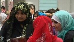 Американские мусульмане празднуют Рамадан