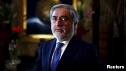 افغانستان کے چیف ایگزیکٹو عبداللہ عبداللہ
