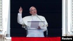 El papa Francisco ha aprobado nuevas medidas para evitar el blanqueo de capitales a través del banco del Vaticano