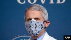 Pakar penyakit menular terkemuka AS, Dr. Anthony Fauci