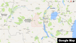 Maniema, RDC.