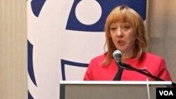 Jasminka Džumhur Ombudsman za ljudska prava