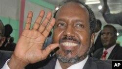 Hassan Sheikh Mohamud terpilih sebagai Presiden baru Somalia setelah meraih 190 suara dalam voting putaran ketiga di parlemen (10/9).