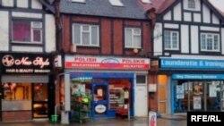 За останні кілька років майже у кожному районі Лондона з'явилися польські крамниці