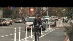 Budaya Bersepeda di Ibukota AS