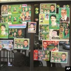 کشمیر:انتخابی مہم عروج پر، بوگس ووٹوں کا تنازع