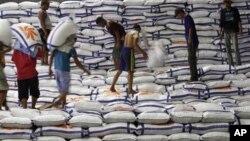 Studi oleh tim ilmuwan AS mendapati beras impor dari negara-negara tertentu mengandung timah dalam kadar tinggi (foto: ilustrasi).