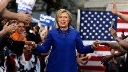 Clinton ဒီမုိကရက္ သမၼတကုိယ္စားလွယ္ေလာင္း ျဖစ္လာမႈကုိ ျမန္မာေတြႀကိဳဆုိ