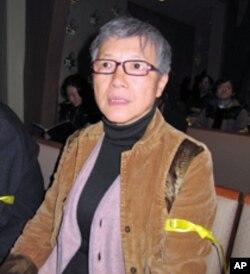 前天安门学运领袖王超华