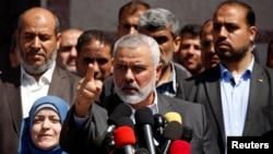 اسماعیل هنیه رهبر حماس