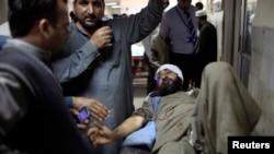 Поранений вибухом бомби на ринку в Ісламабаді