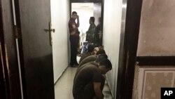 اعضای گروه داعش در انتظار تشکیل دادگاه، عراق