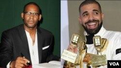 Top Ten Americano: R Kelly e o escândalo envolvendo jovens meninas; Drake dá cartas nos negócios