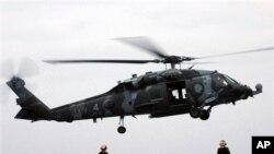 HH-60直升机