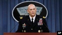 Начальник штаба сухопутных войск США генерал Рэй Одиерно