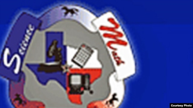 Logo of  Manor New Technology High School in a suburb of Austin, Texas.