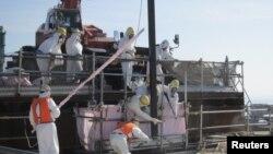 Bencana nuklir di PLTN Fukushima telah mengubah pendirian pemerintah Jepang soal energi nuklir yang akan dihapuskan sebelum tahun 2040 (foto: dok).