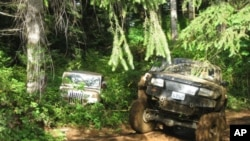 Law enforcement officers in Olympia, Washington are cruising social networking sites like YouTube to find evidence of potential criminal activity, such as off-roading on public lands.