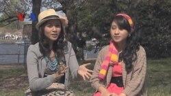 Festival Bunga Sakura (Bagian 2) - Dunia Kita April 2012