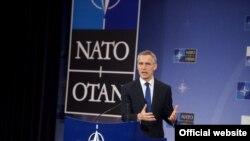 Sekreterê Giştî yê NATO Jens Stoltenberg