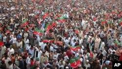 90 دن میں پاکستان سے بدعنوانی ختم کرنے کا وعدہ