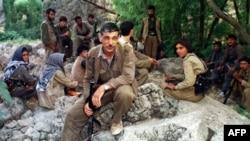 Քրդստանի աշխատավորական կուսակցության զինյալներ (արխիվային լուսանկար)