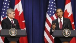 امضای موافقت نامه امنیتی کانادا و ایالات متحده